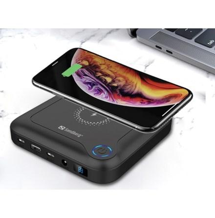 Laptop PowerBank 24.000 mAh